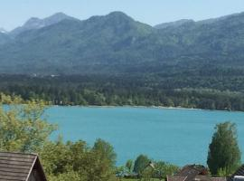 Pension Radhotel, Drobollach am Faakersee