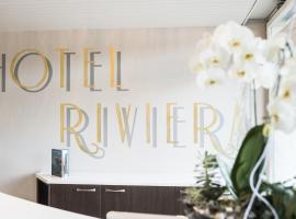 Boutique Hotel Riviera, Spiez