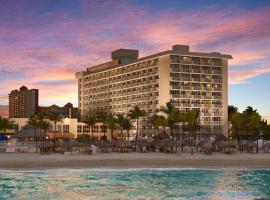 Newport Beachside Hotel & Resort, Санни Айлес