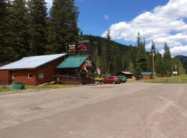 Stanton Creek Lodge, Pinnacle