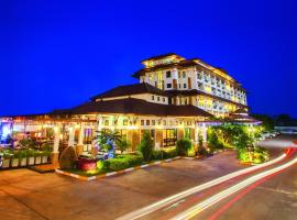 Royal Nakhara Hotel and Convention Centre, Nong Khai