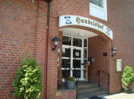Hotel-Restaurant Handelshof, Dortmund