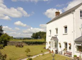 Llansabbath Country Farmhouse B&B, Abergavenny