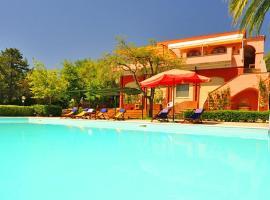 Hotel Fuile 'E Mare, Cala Liberotto