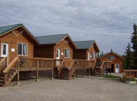 Alaskan Spruce Cabins, Healy
