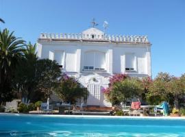 Hotel Rural Histórico El Vaqueril, Navas del Madroño