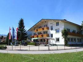 Naturparkhotel Florence, Weissenbach am Lech