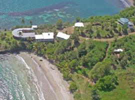 Cabier Ocean Lodge, Crochu