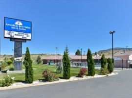 Americas Best Value Inn & Suites Klamath Falls, Klamath Falls