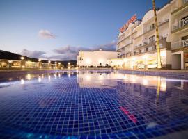 卡拉迪霍公寓酒店, 波多黎各