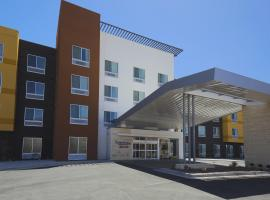 Fairfield Inn & Suites by Marriott El Paso Airport, El Paso