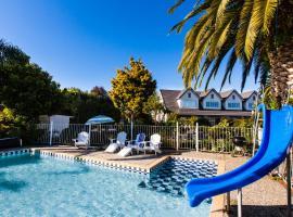 ASURE Colonial Lodge Motel, Napier