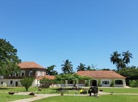 Roça Belo Monte Hotel, Santo António