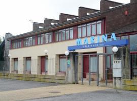 Apartamentos Marina, Naveces