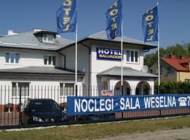Hotel Salvador, Marki