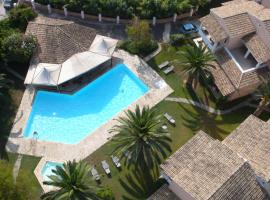 Folies Corfu Town Hotel Apartments, Korfu