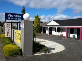 Papakura Pioneer Motor Lodge & Motel, Papakura