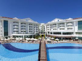 Roma Beach Resort & SPA, Side