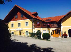 Gasthof Appartements Kaiserlehner, Altenhof am Hausruck