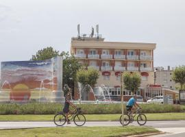 Hotel Silvia, Empuriabrava