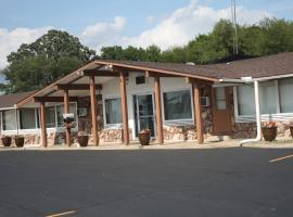The Crossroads Motel, Elkhorn