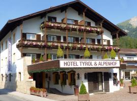 Hotel Tyrol-Alpenhof, Зеєфельд в Тіролі