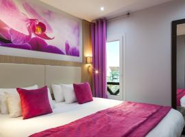 Comfort Hotel Orléans Sud, Orleāna