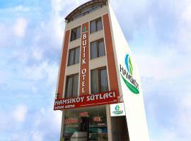 Hamsiköy Butik Otel, Dikkaya