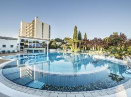 Hotel Des Bains Terme, 몬테그로또테르메