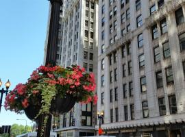 The Pittsfield Hotel: Apartment + Suites