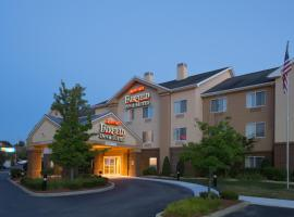 Fairfield Inn & Suites Boston Milford, Milford