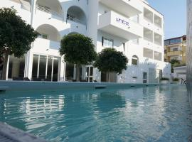 White Hotel, Vieste
