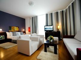 Hotel Unique Bucharest, Bucharest