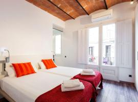AB Paral·lel Spacious Apartments, Barcelone