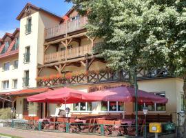 Hotel am Liepnitzsee, Wandlitz