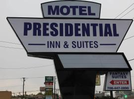 Presidential Inn and Suites, Lyons