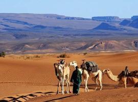 Bivouac Maroc Désert Zagora, M'Hamid El Ghizlane