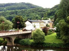 Hotel-Restaurant Dimmer, Wallendorf pont