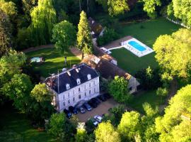 Château de Challanges, Beaune