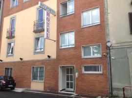 Hotel Belforte, Varese