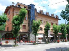 布卡內維酒店, Pievepelago