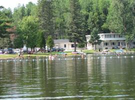 Manoir du Lac Caché, Saint-Alexis-des-Monts