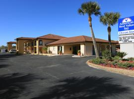 Americas Best Value Inn St. Augustine, Saint Augustine Beach