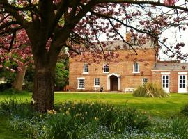 Little Mollington Hall, Chester
