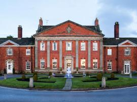 Mottram Hall, Macclesfield