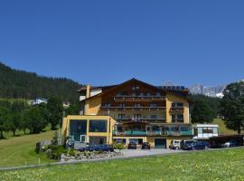 Wander-Vitalhotel Steirerhof, Pichl