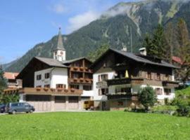 Pension Sohler, Gaschurn
