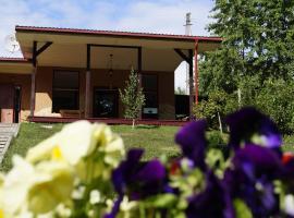 Pine resort house, Kulautuva