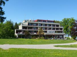 Park - Hotel Inseli, Romanshorn