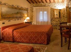Country Hotel Poggiomanente, Umbertide